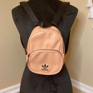 Coral Adidads Backpack